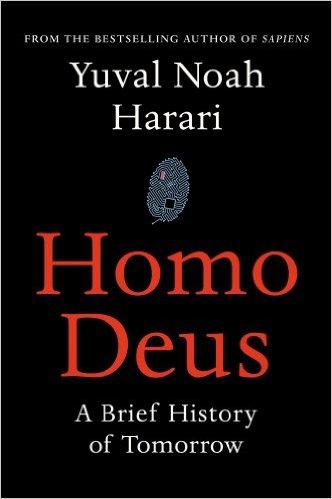 《人類大命運》作者:烏瓦爾 · 諾亞 · 哈拉瑞(Yuval Noah Harari)