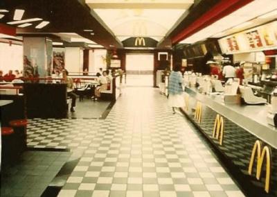 1980年代 麥當勞台灣