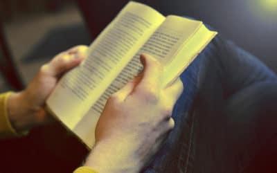 閱讀是流動的|姚仁祿談閱讀的空間與時間