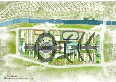 2017年 奉化中學校園規劃