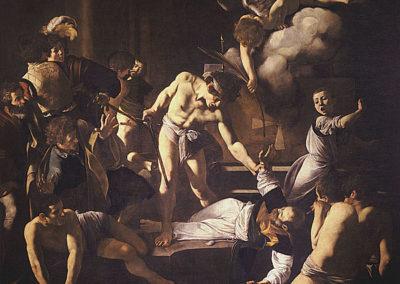 聖馬太殉教 The Martyrdom of St. Matthew