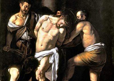 被鞭打的基督 - the flagellation of christ